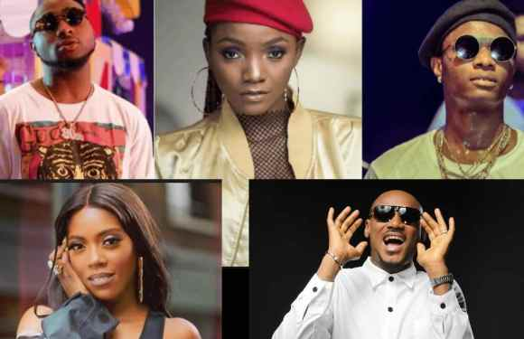 Burna Boy, Tiwa Savage, Davido, Simi others nominated for 2019 AFRIMA award [See full list]