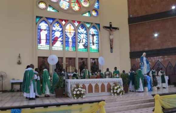 Catholic Bishops lament insecurity, unemployment rate, others in Nigeria