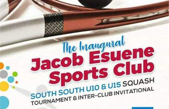 Jacob Esuene Inaugural South-South Squash Tournament ends in Eket (Pictures)