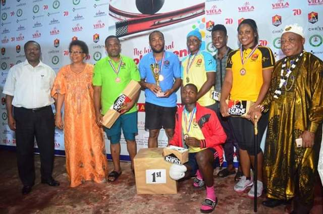 Jacob Esuene Inaugural South-South Squash Tournament ends in Eket (Pictures) 2