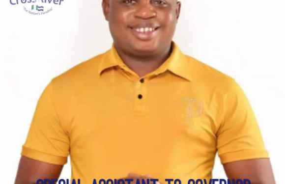 Gov. Ayade appoints popular musician as aide on Entertainment in Cross River