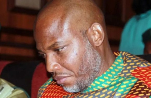 Nnamdi Kanu In Trouble As Figures Of Defense Fund Leak