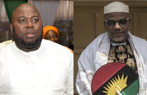 Asari Dokubo attacks Nnamdi Kanu over Ekweremadu [VIDEO]