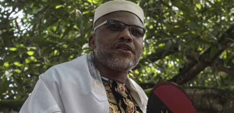 Biafra: Kanu discloses why Nigerian President will not return from Japan