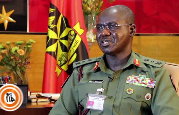 Army chief, Buratai fears Police revenge, orders soldiers to wear mufti