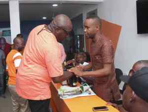 COOPA Congratulates new NUJ Chairman, Amos Etuk