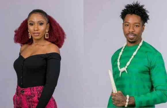 BBNaija: Mercy reveals when Ike will have sex with her