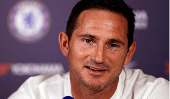 EPL: Lampard speaks on Chelsea's Nigerian striker playing for England
