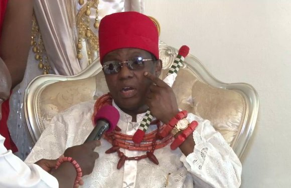Don't try to control Obaseki – Oba of Benin warns Wike, other PDP Governors