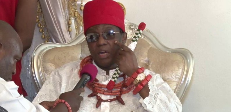 Edo elections: Oba of Benin finally breaks silence on Obaseki's victory