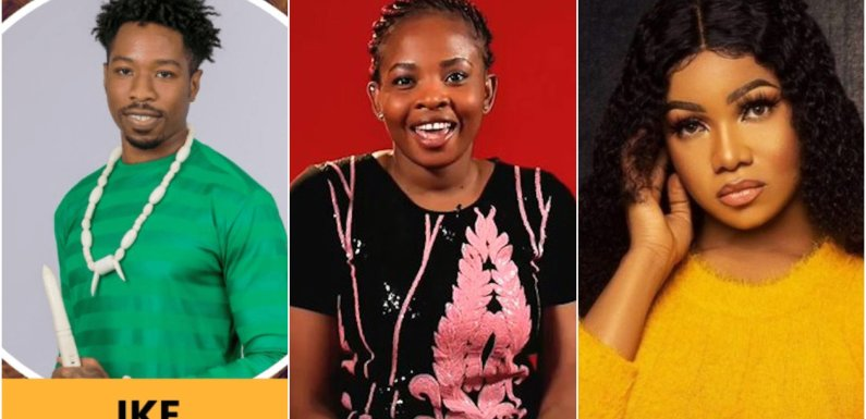 Ike, Cindy, Tacha, 6 other housemates up for eviction