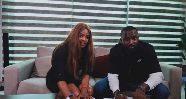 BBNaija: Sir Dee & Gedoni Sign Endorsement Deal With Bet9ja