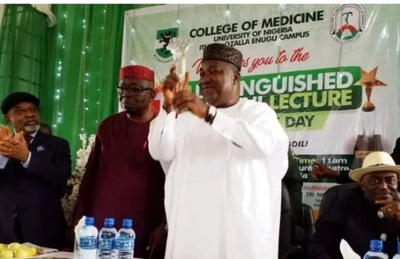 UNN honours Governor Ugwuanyi on Good Governance