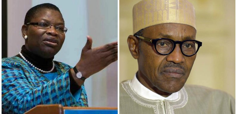 Why Buhari government is after me for attending WEF in South Africa – Ezekwesili