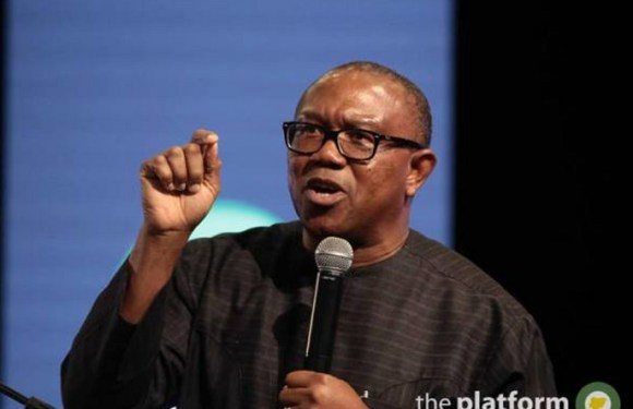 COVID-19: Peter Obi asks elected officers to return to their constituencies