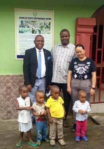 Villa Marina Celebrates World Charity Day... Visits Band Of Hope Orphanage Home
