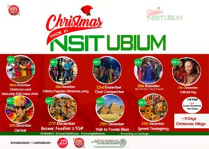 Nsit Ubium comes asalive with 'Christmas Made in Nsit Ubium'