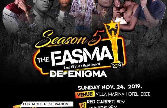 New Tune: Sporadic Ent – Enigma (EASMA Theme Song) feat. Eket All Stars