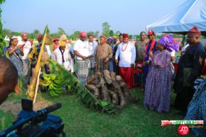 Agric Expo at 'Christmas Made in Nsit Ubium'