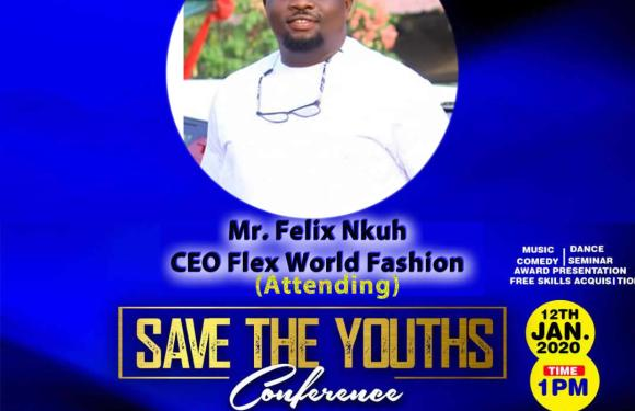#STY_Conference2020: Akwa Ibom Fashion Expert offers Free Training opportunities