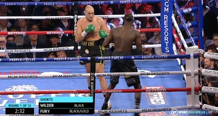 Tyson Fury Is The New WBC Heavyweight Champion (Video Highlight)