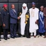 Governor Uzodinma Meets New Chief Imam Of Imo State, Suleiman Njoku
