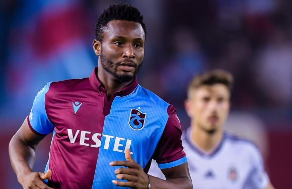 Coronavirus: Mikel Obi reveals how Trabzonspor threatened him before his contract was cancelled