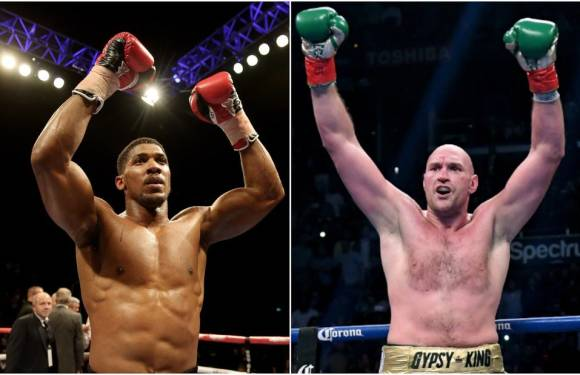 Anthony Joshua set to fight Tyson Fury after Deontay Wilder defeat