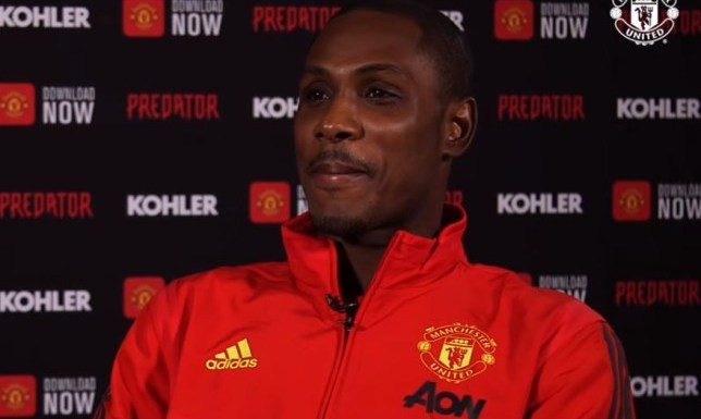 Ighalo reveals plans as Man Utd deal ends