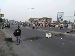 One dead as traders, Rivers Taskforce officials clash in Port Harcourt