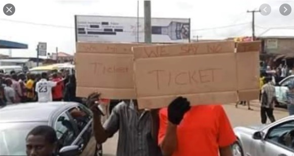 COVID-19: Drivers in Benin protest over ticketing as government ban on overloading takes effect