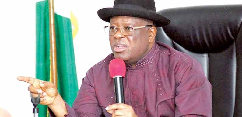 'I deserve accolades for defecting to APC not attacks – Gov Umahi