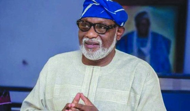 Akeredolu commends End SARS protesters, constitutes committee