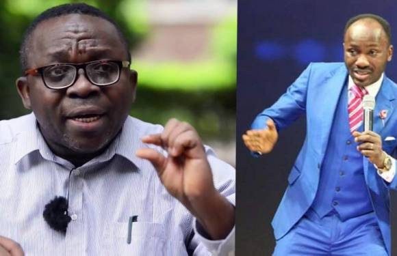 Apostle Suleman wants to die of coronavirus – Leo Igwe, Advocate for Allege Witches declares