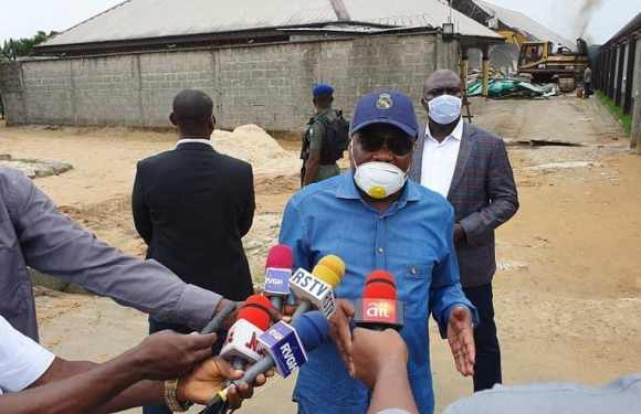 COVID-19: Wike relaxes total Lockdown as Rivers records 16 new cases