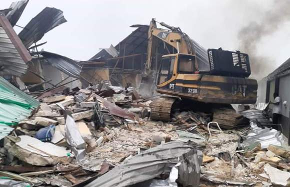 6 reasons why Rivers Hotel was demolished