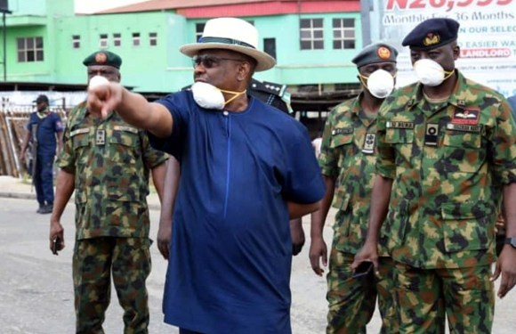 Buhari Withdraws Security Officers Attached To Rivers State COVID-19 Task Force