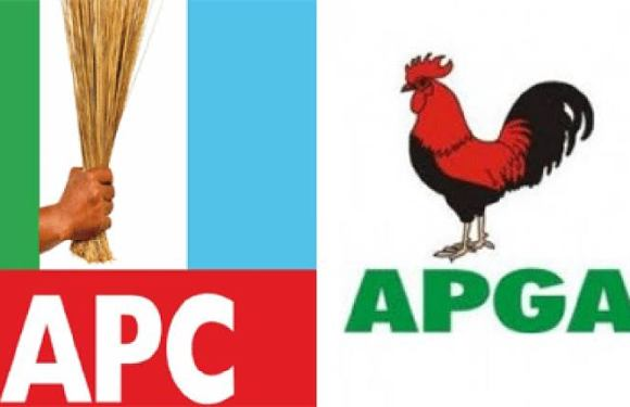 Abia: APGA Chairman defects to APC