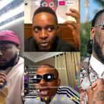 Burna Boy vs Davido: Naeto C, M.I Abaga air out their views on who's the best