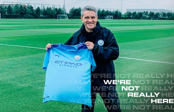 EPL: Man City announce arrival of new coach