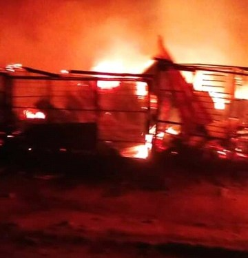 Father, three sons burnt to death in Cross River