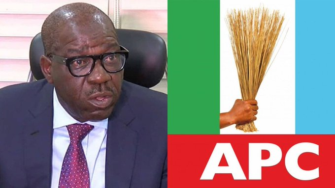 Edo election: Gov Obaseki planning to attack, detain our members – APC alleges