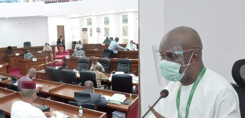 Abia Assembly receives letter for confirmation of reappointed 17 TC chairmen, deputies