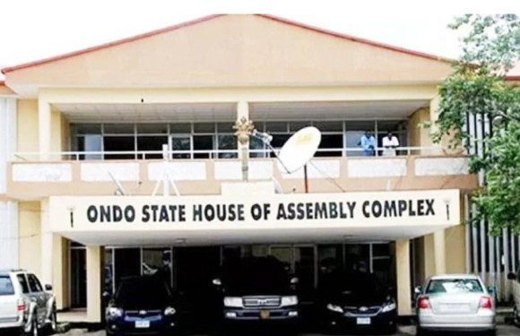 Lawmakers reject removal of Ondo Assembly Deputy Speaker