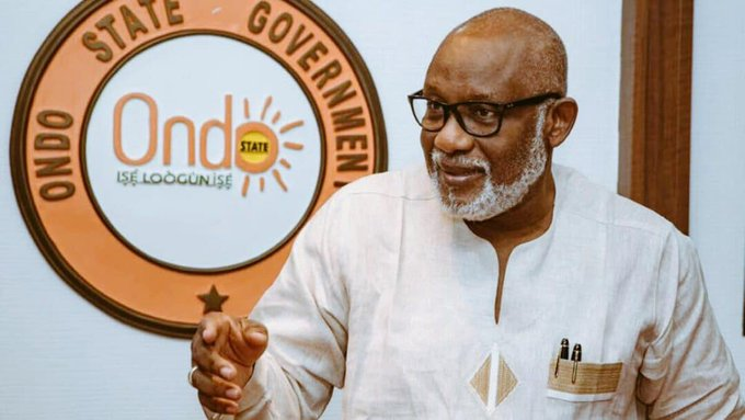 Ondo election: Court dismisses suit against Akeredolu's victory