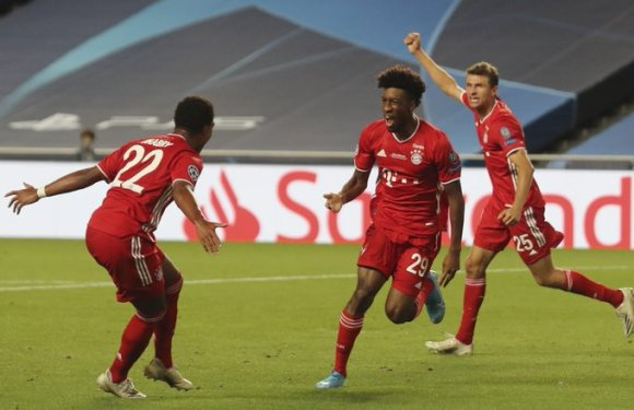Champions League final: Bayern Munich defeat PSG to complete Treble (Goal Highlight)