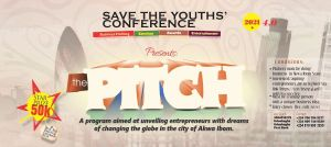 The Pitch: Organisers of 'Save the Youths' Conference introduces new segment