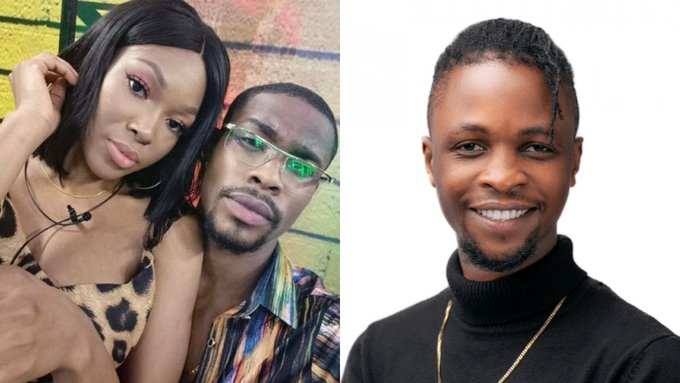 BBNaija 2020: 'Don't touch her' – Laycon advises Neo on future with Vee