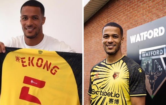 Super Eagles defender, Troost-Ekong joins Watford