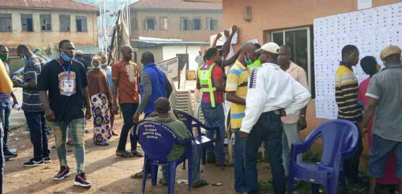 Edo decides 2020: Live results from polling units